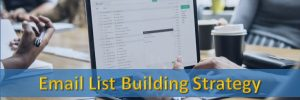 Email List Building Strategy
